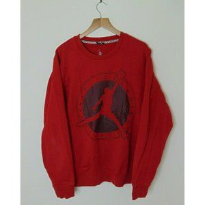 Jordan XL Crewneck Sweatshirt Air Jordan Flight